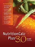 img - for NutritionCalc Plus 3.0 CD-ROM book / textbook / text book