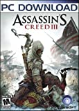 Assassin's Creed III [Online Game Code]