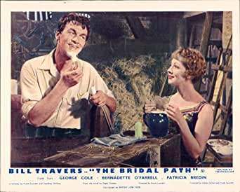 THE BRIDAL PATH ORIGINAL LOBBY CARD BILL TRAVERS PATRICIA BREDIN