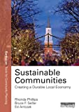 img - for Sustainable Communities: Creating a Durable Local Economy (Earthscan Tools for Community Planning) book / textbook / text book