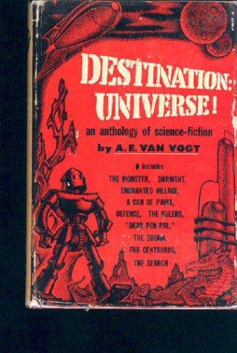 Destination Universe, A. E. Van Vogt