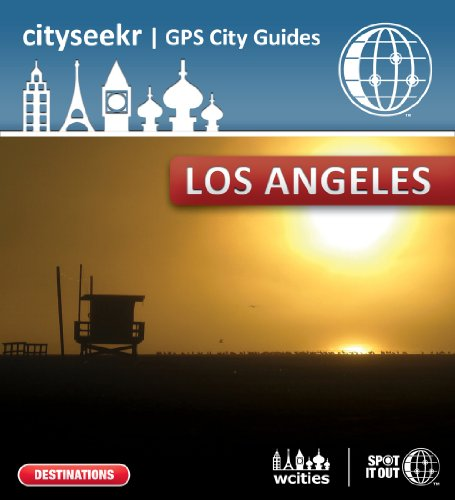 Cityseekr Gps City Guide - Los Angeles For Garmin (Pc Only) [Download]