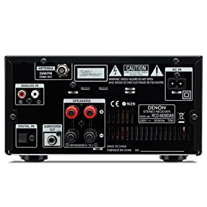 Top of line  Creative Audio CA-MS40-BB Micro Stereo System