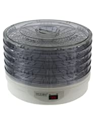 Victorio VKP1006 Electric Food Dehydrator by Victorio Kitchen Products