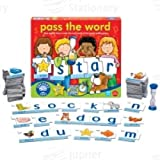 Orchard Toys Pass the Word Spelling Game, age 5-9