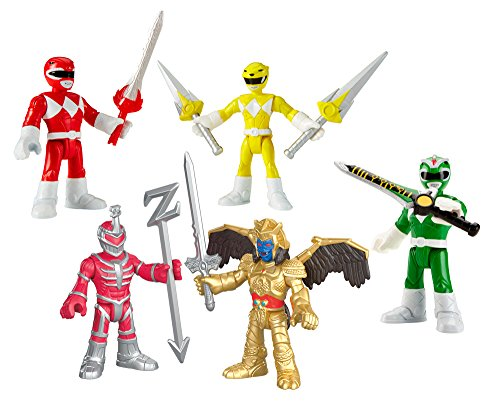 Fisher-Price Imaginext Power Ranger Battle Pack