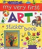 My Very First Art Sticker Book