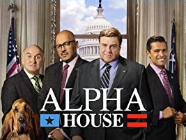 Alpha House Season 1 [HD]