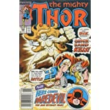 "Thor #392 ""1st Appearance of Quicksand- Daredevil Appearance"""