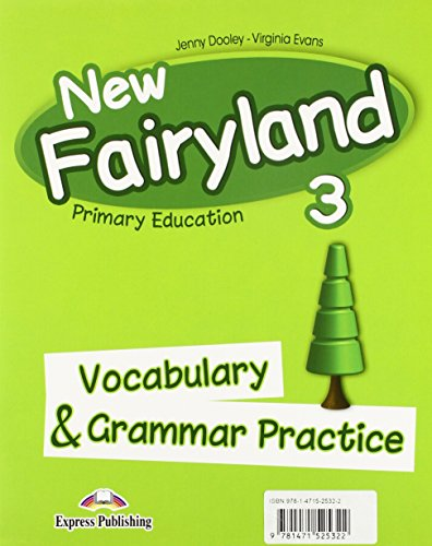 New Fairyland 3 Primary Education Activity Pack (Spain)
