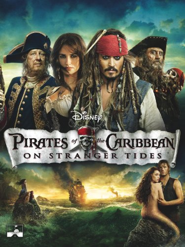 Amazon.com: Pirates of the Caribbean: On Stranger Tides