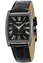 Seiko Solar Men's Quartz Watch SUT887