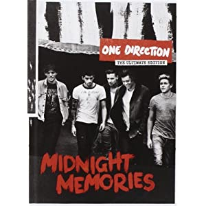 amazoncojp one direction midnight memories the