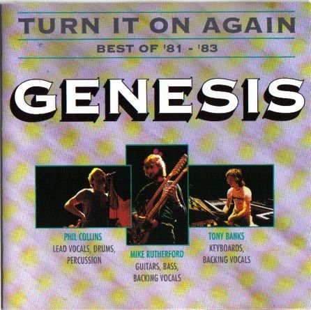 Genesis - Turn It on Again: Best of