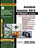 img - for Autodesk Inventor 2015 for Designers book / textbook / text book