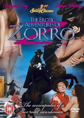 Watch the erotic adventures of zorro