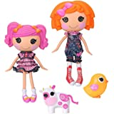 Lalaloopsy Doll Figure Twins 2Pack Sunny Side Up Berry Jars n Jam
