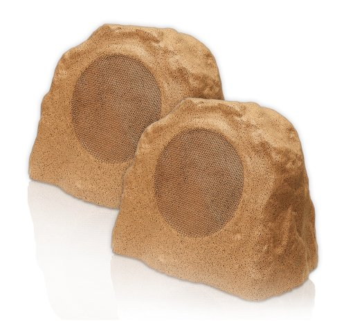 OSD Audio RX805 Weather Resistant Indoor Outdoor Rock Speakers Reviews Ture