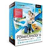 サイバーリンク PowerDirector 15 Ultra アカデミック版