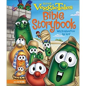 VeggieTales Bible Storybook: With Scripture from the NIRV [VEGT BIBLE STORYBK -SS]