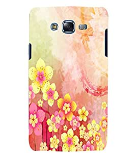 Phone Decor 3D Design Perfect fit Printed Back Covers For Samsung Galaxy J5