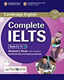 img - for Complete IELTS Bands 6.5-7.5 Student's Book with answers with CD-ROM with Testbank book / textbook / text book