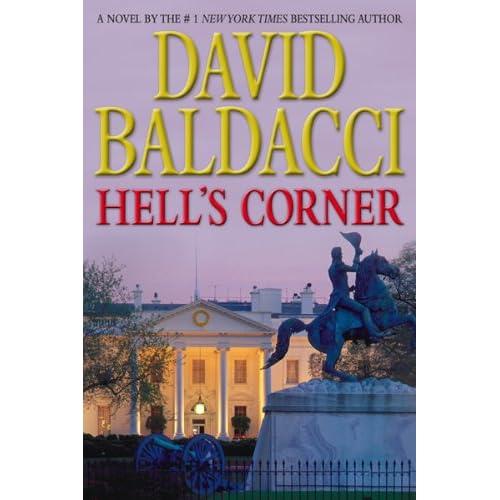 David Baldacci-  Hell's Corner cover