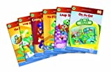 Leapfrog Tag Learn To Read Series Short Vowels Phonics Books