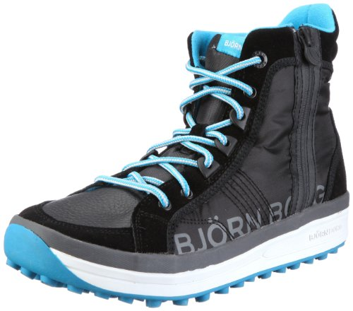 Björn Borg Footwear Hewitt 02M 1142064801, Scarpe basse uomo, Nero (Schwarz (Black 0999)), 40
