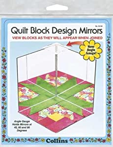 Quilt Block Design Mirrors