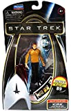 Captian Kirk Star Trek Enterprise Uniform Action Figure Movie Collectible