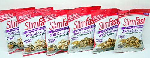 slimfast-100-calorie-drizzled-crisps-snacks-6-1-oz-bags-3-smores-3-cinnamon-bun-swirl