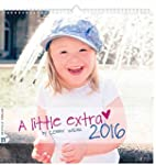 Wandkalender A little extra 2016: Far...