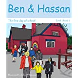 Ben and Hassan - The first day of schoolby John Wilkinson