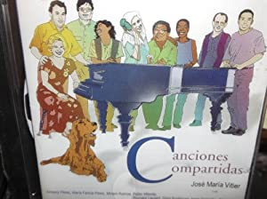 Jose Maria Vitier - Canciones Compartidas - Amazon.com Music
