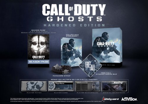 Call of Duty: Ghosts Hardened Edition - Xbox