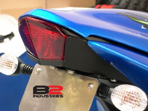08 09 Kawasaki Ninja 250R B2 Industries Fender Eliminator review