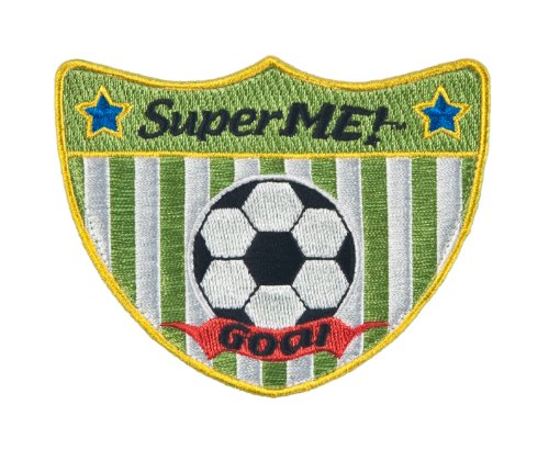 SuperME Soccer Patch - 1