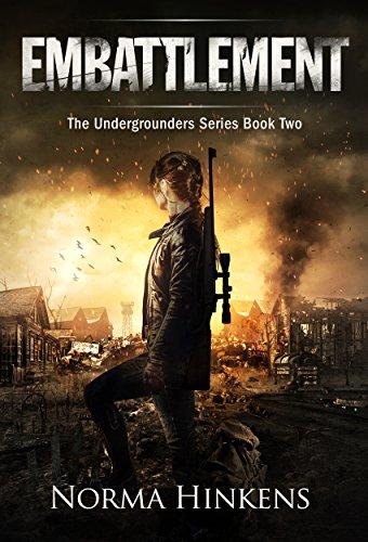 Embattlement: The Undergrounders Series by Norma Hinkens ebook deal