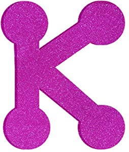 The gallery for --> The Letter K In Purple