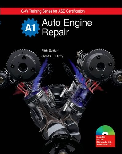 Auto Engine Repair, A1 (G-W Training Series)