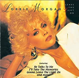 lorrie morgan leave the light on music. Black Bedroom Furniture Sets. Home Design Ideas