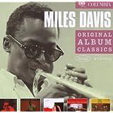 Original Album Classics : Round About Midnight / Milestones / '58 Sessions / Porgy & Bess / Miles Ahead (Coffret 5 CD)