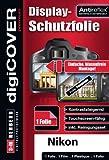 DigiCOVER Premium Screen Protector for Nikon Coolpix P520