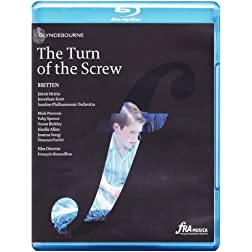 Britten: The Turn of the Screw [Blu-ray]