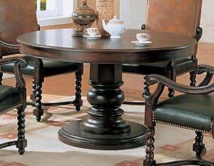 Amazon Maxfield Dining Room Round Table Coaster
