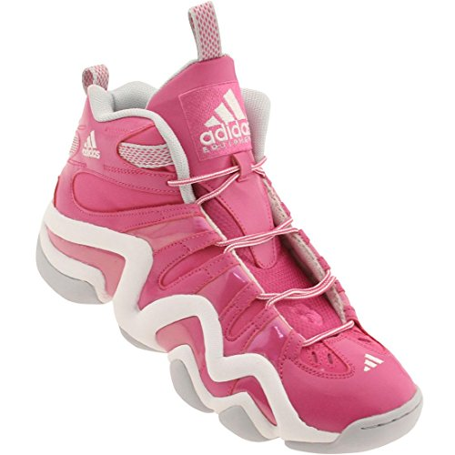 Adidas Crazy 8 Mens Basketball Shoes C75765 Intense Pink 10 M US