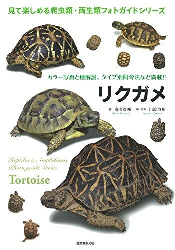 リクガメ (見て楽しめる爬虫類・両生類フォトガイドシリーズ)