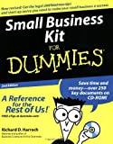 img - for By Richard D. Harroch Small Business Kit For Dummies (2nd Edition) book / textbook / text book