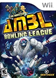 Alien-Monster Bowling League